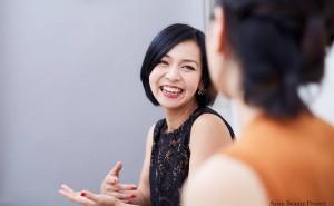 働く輝く女性を応援する『Asian Beauty Project』にてインタビューが掲載されました