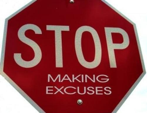 言い訳に正解はない。目標を達成する1番シンプルな方法