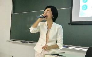 清泉女子大学 地球市民学科 キャリア講座開催レポート
